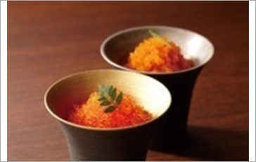 TOBIKKO (Frozen Seasoned Flying Fish Roe)
