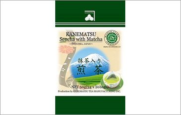 Halal Green tea with Matcha Tea Bag 20p