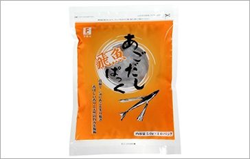 Ago dashi pack (50gx10P)/bag