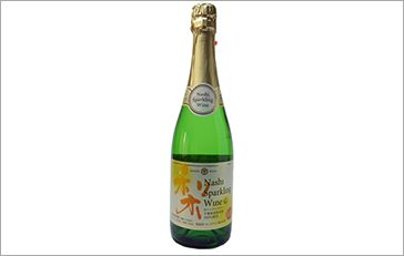 Japanese Pear Sparkling Wine