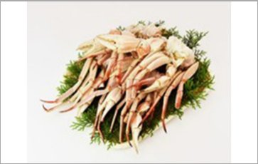 Frozen Cooked Deep Sea Red Crab Sections