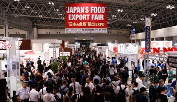 "What is ""JAPAN'S FOOD"" EXPORT FAIR?"